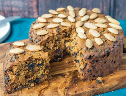 British Dundee Cake Recipe