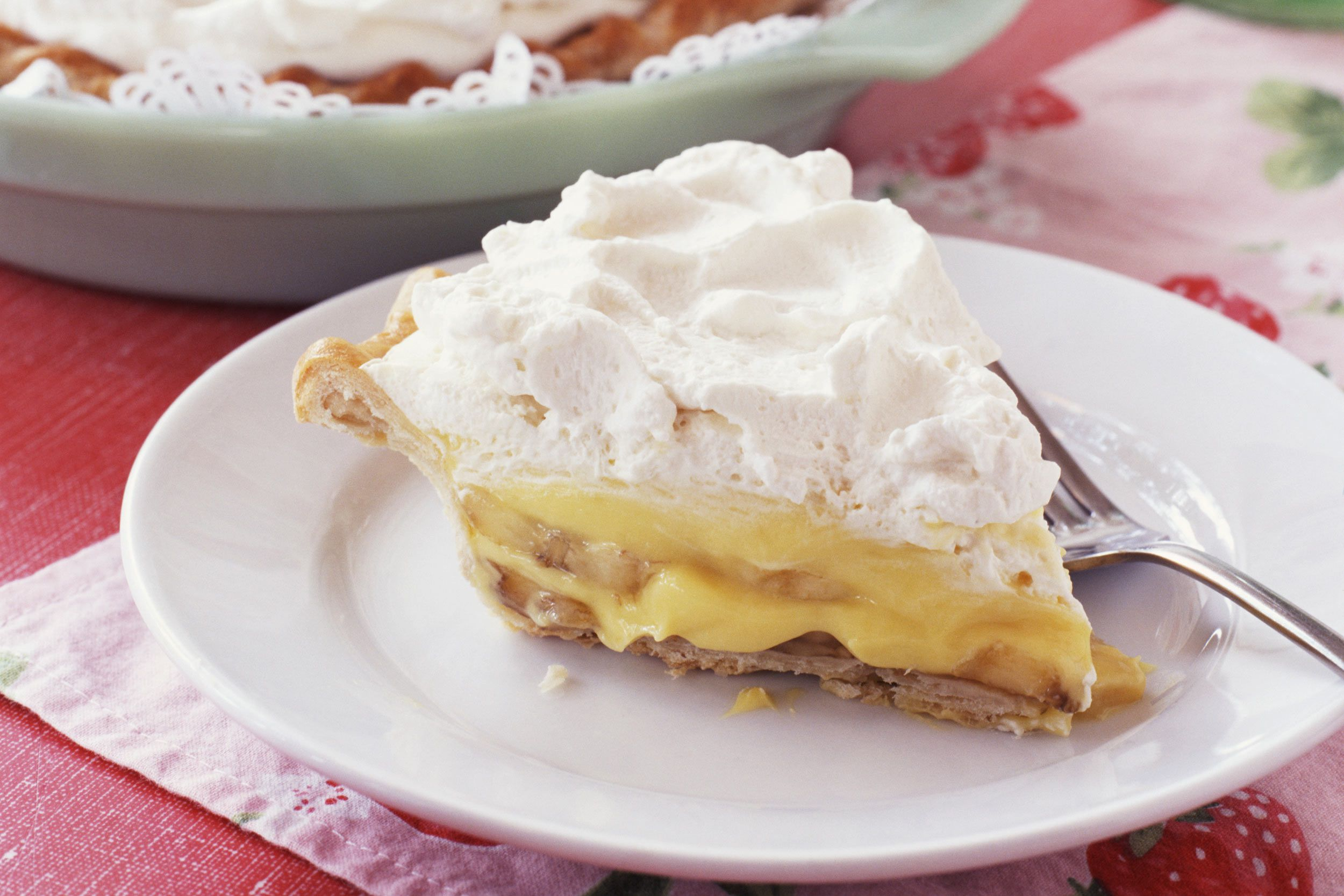Image result for banana cream pie