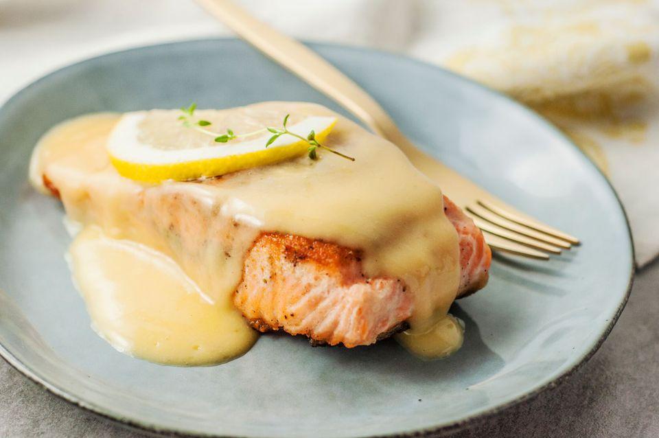 Lemon Beurre Blanc Sauce