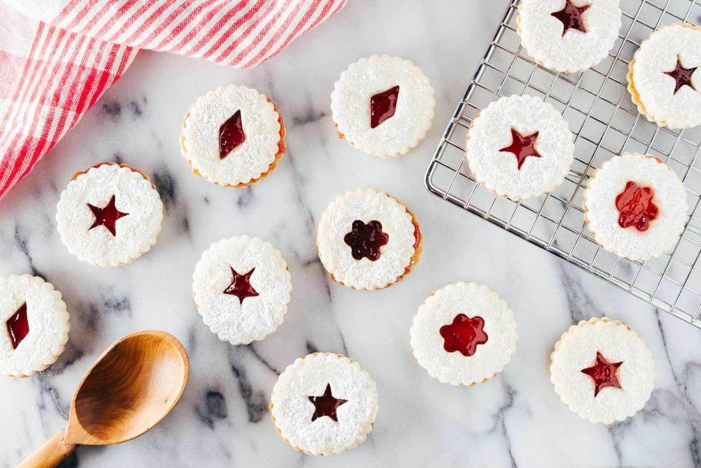 Austrian Linzer Cookie Recipe