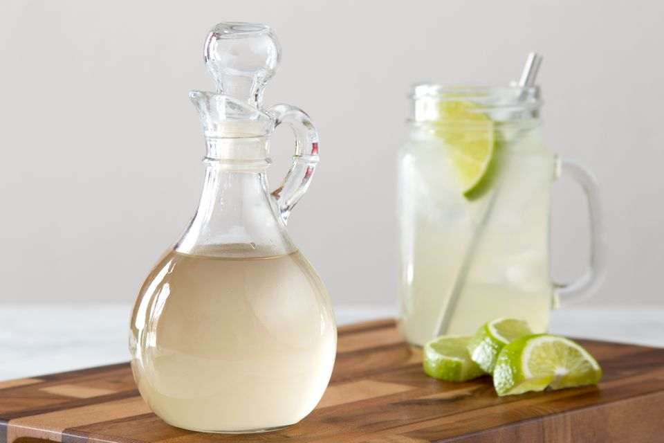 Keto Sugar-Free Simple Syrup for Drinks