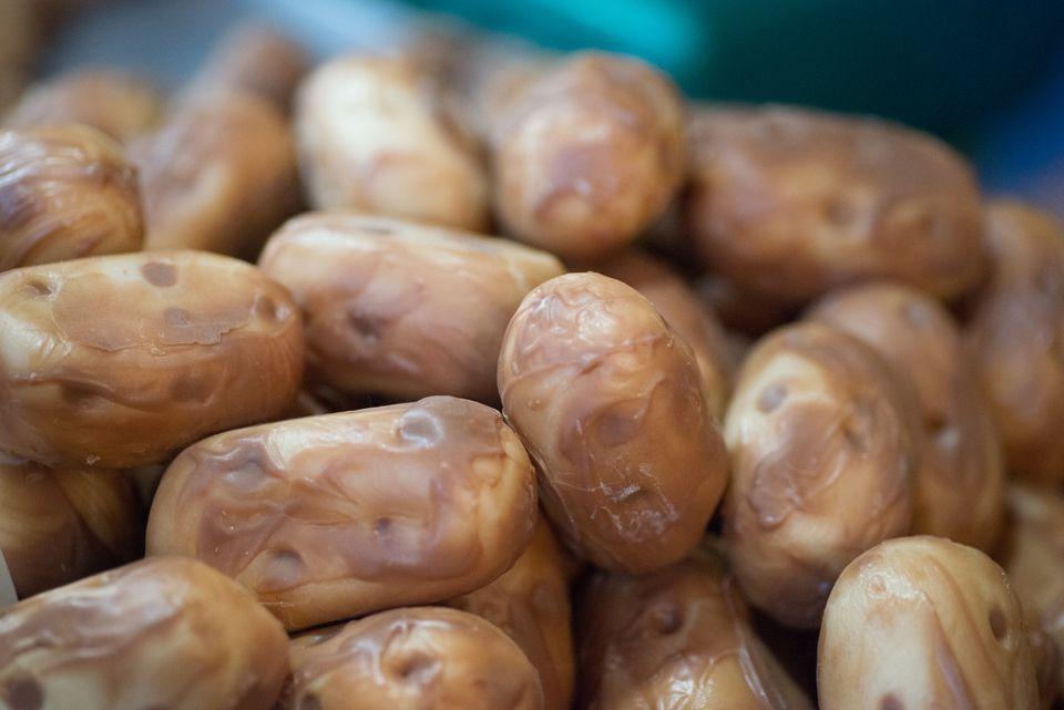Marzipankartoffeln