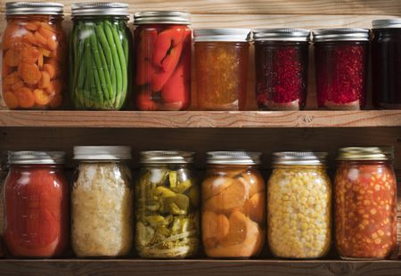 The Brief History Of Canning Food