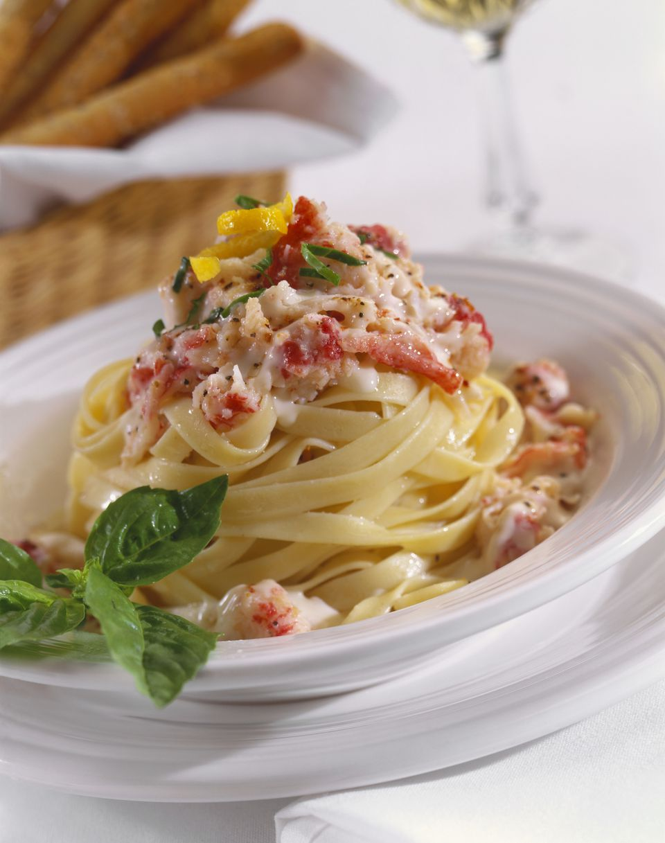 Lobster Fettuccini