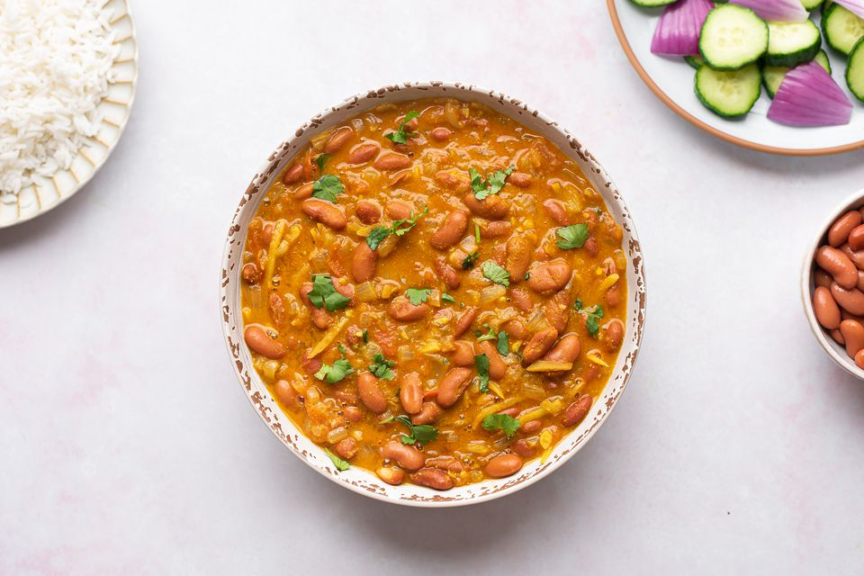 Rajma Dal: Red Kidney Bean Curry