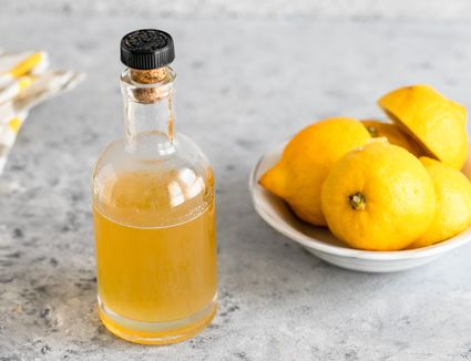 Lemon simple syrup recipe
