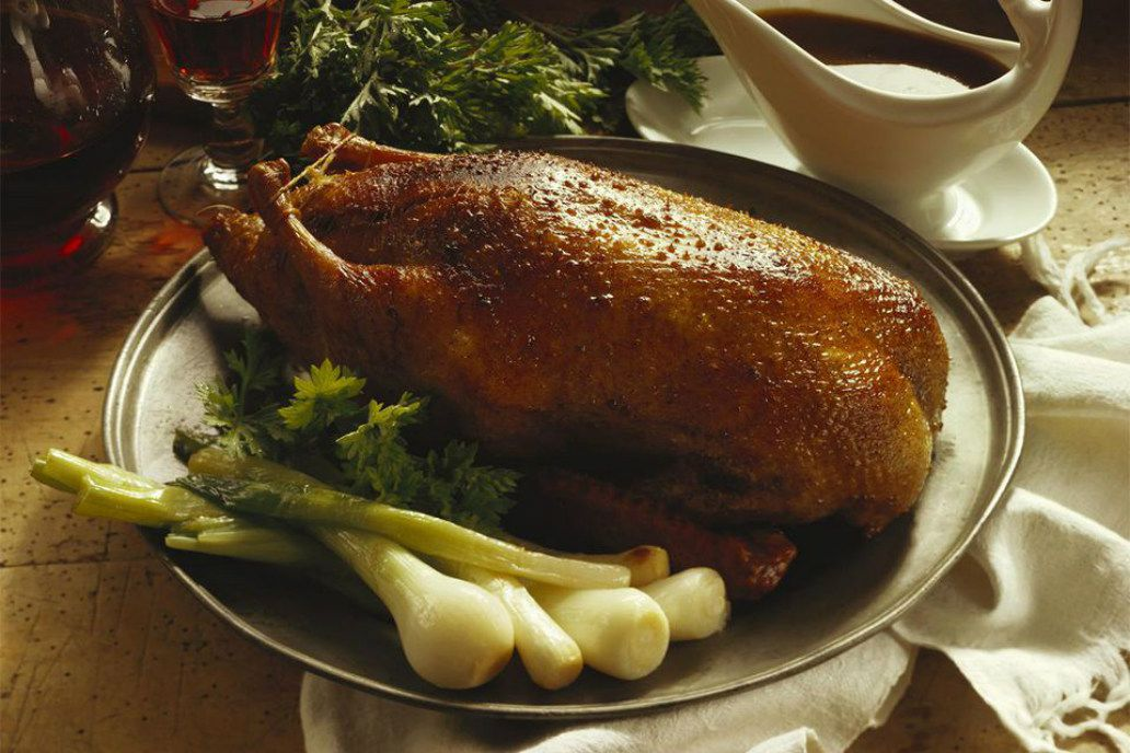 Roast duck for the holidays