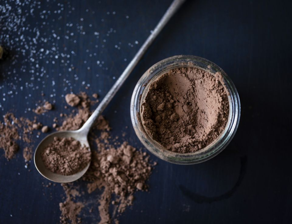 Hot cocoa powder