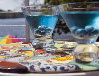 Dafne Martini Cocktail