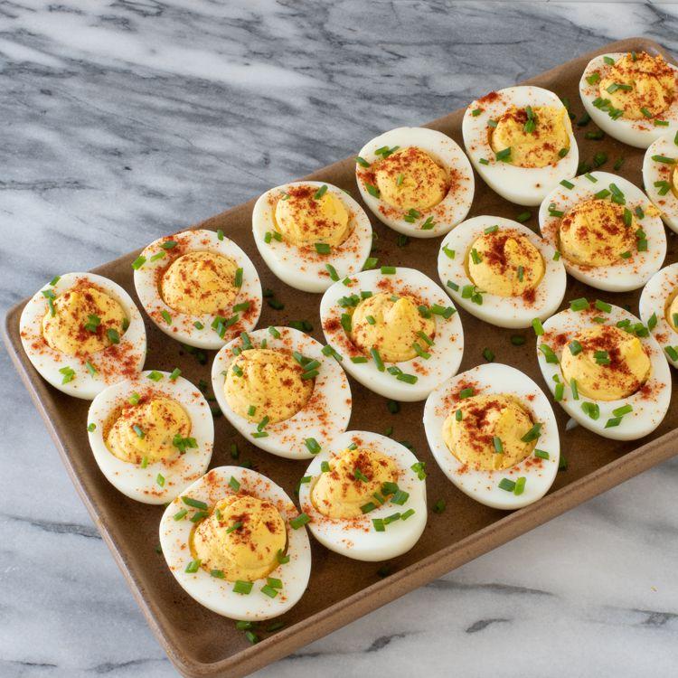 Horseradish Deviled Eggs Tester Image