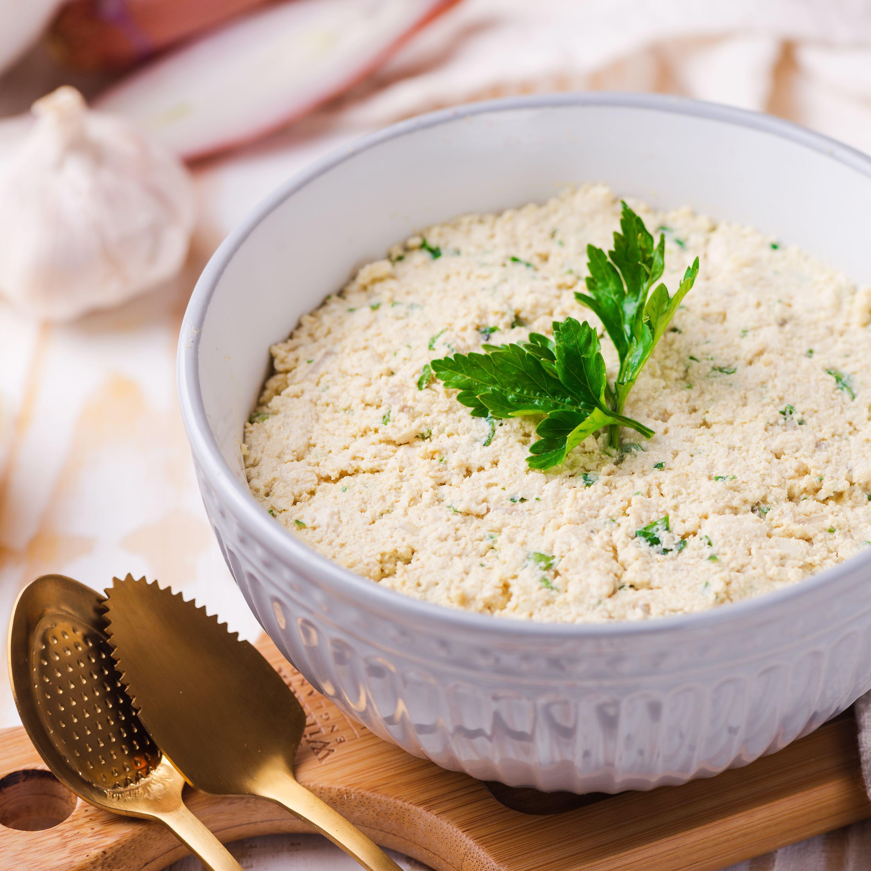 Vegan Tofu Ricotta Cheese Recipe
