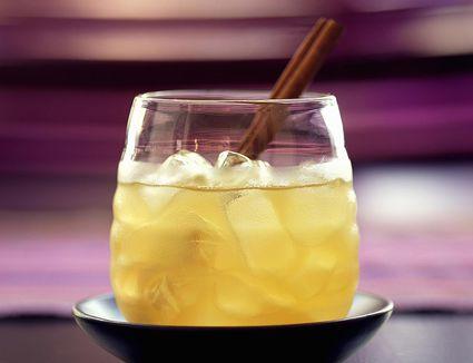 Yamazaki Whiskey's Autumn Delight Cocktail