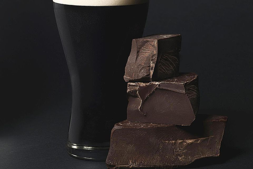 The Best Pairings of Beer and Chocolate