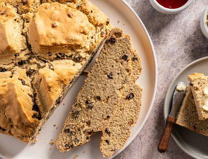 Gluten-Free and Dairy-Free Irish Soda Bread