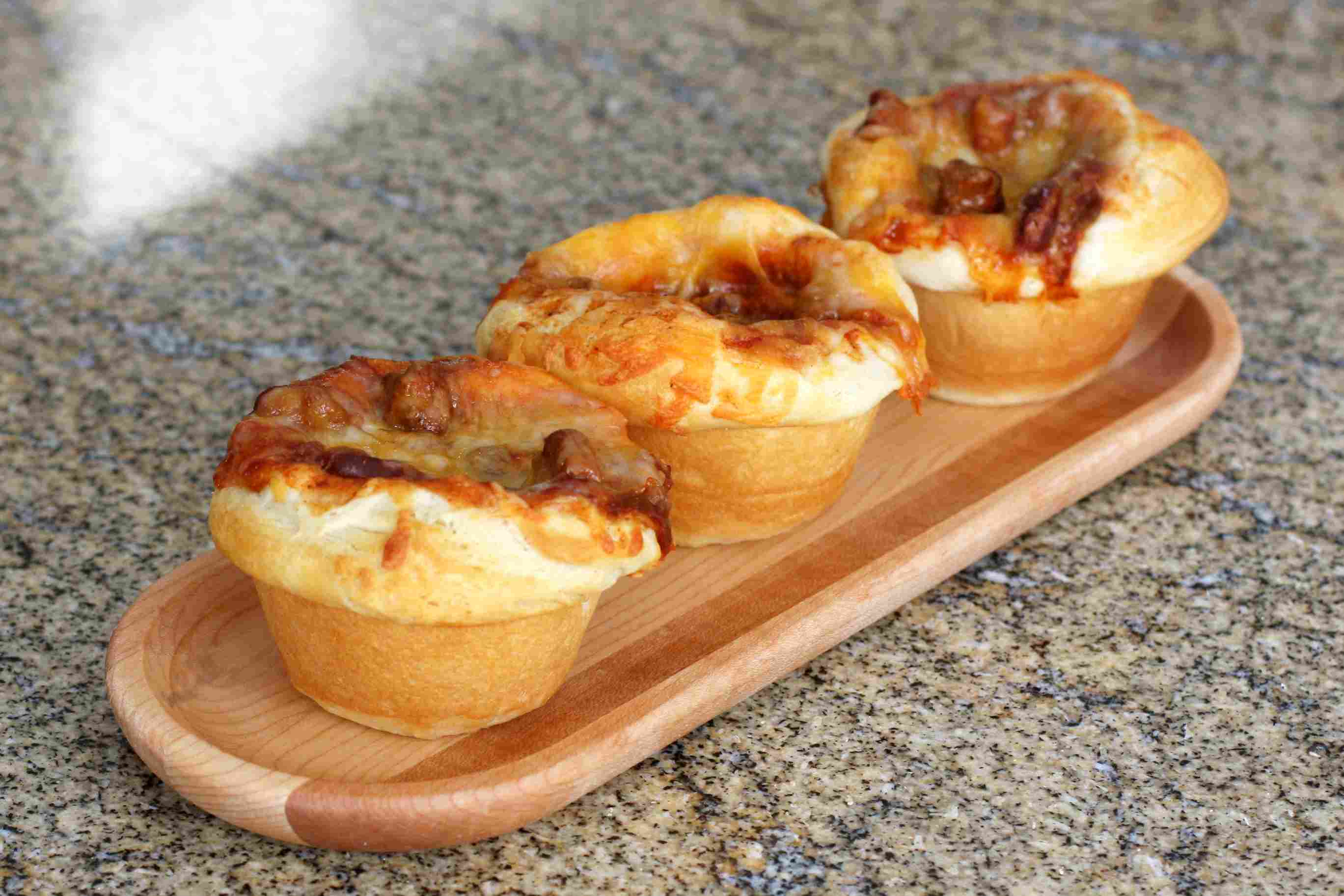 chili biscuit cups