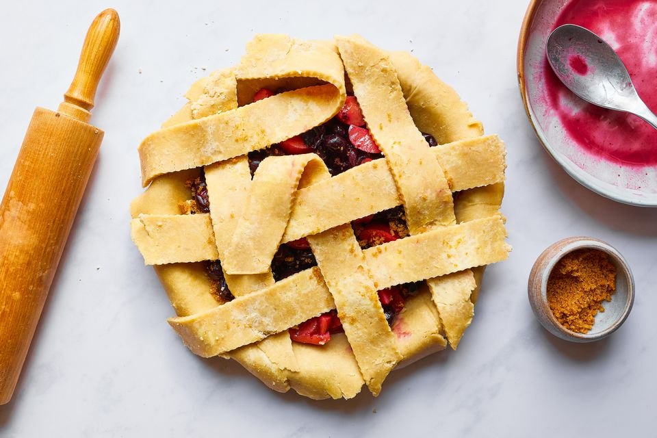 Buttery Flaky Pie Crust