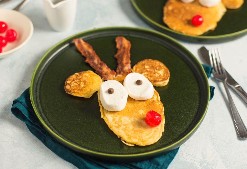 Reno de Pancakes de Rudolph