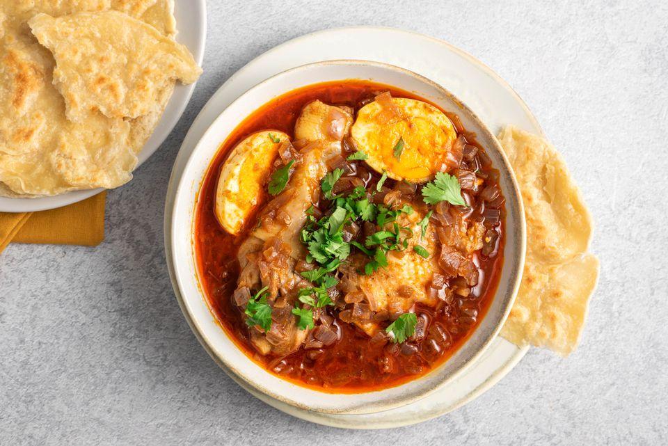 Ethiopian doro wat recipe