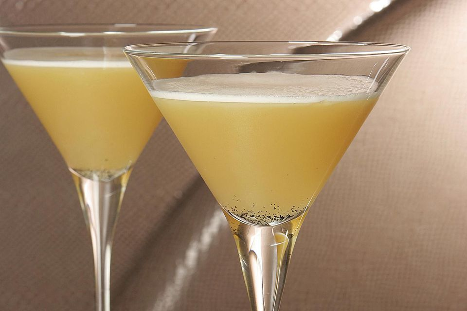 Heart and Soul Cocktail (aka Classic Soul Kiss Cocktail)