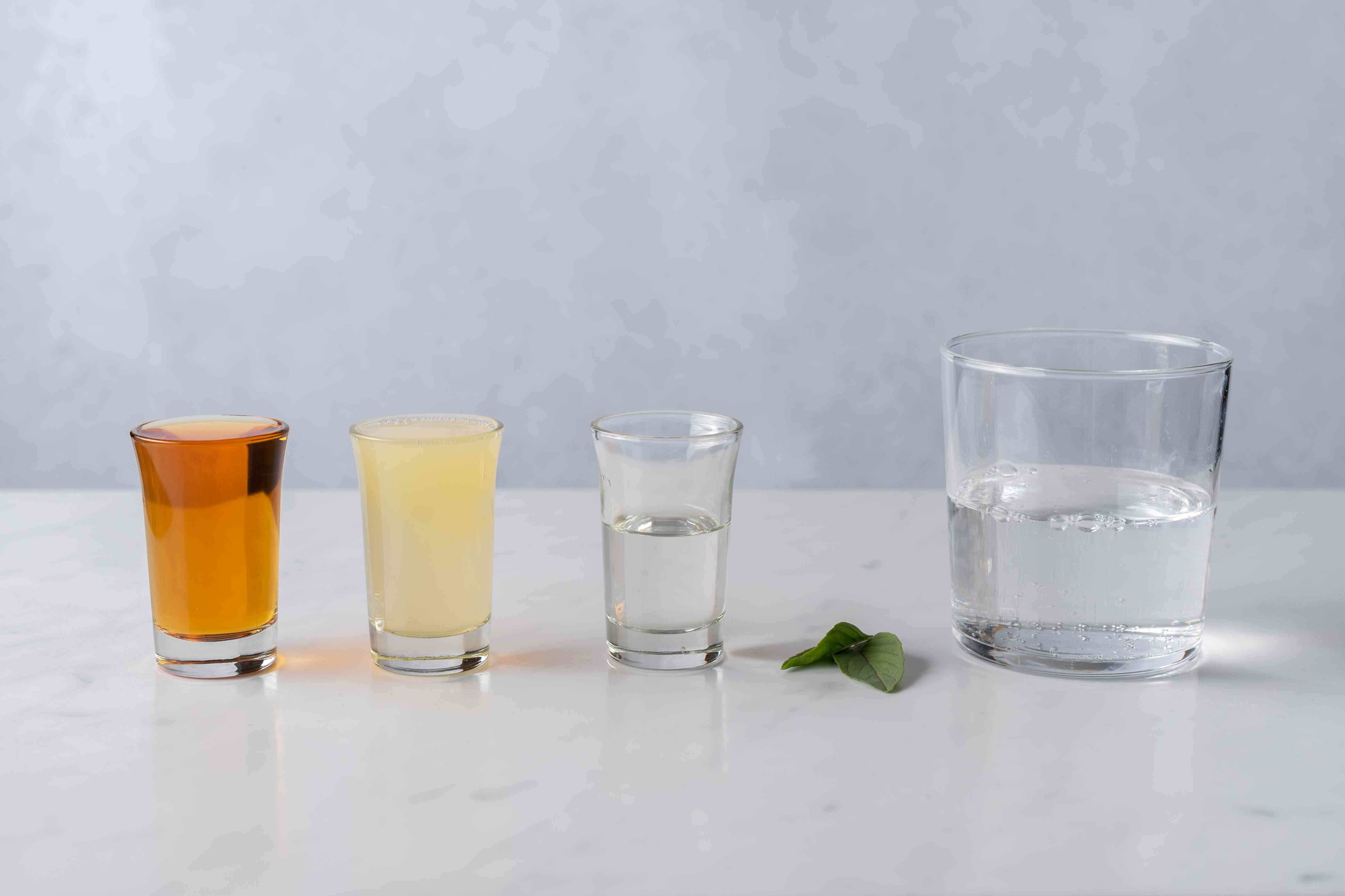 Sabai Sabai: A Thai Welcome Drink ingredients