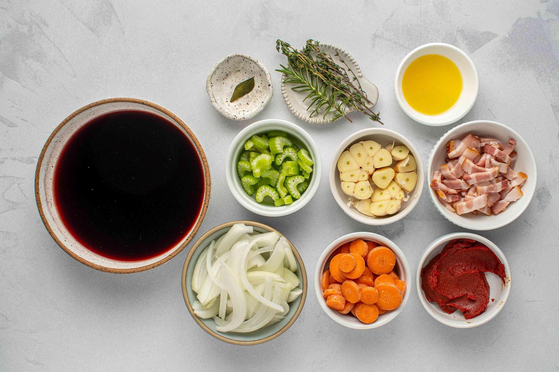 Pincage ingredients