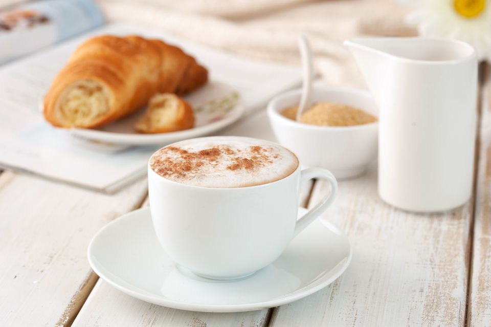 French cafe au lait recipe