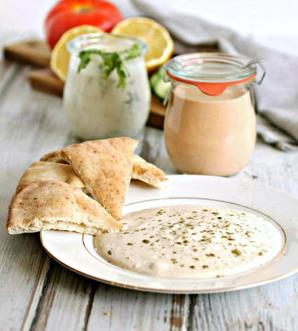 Let's Talk About Tahini