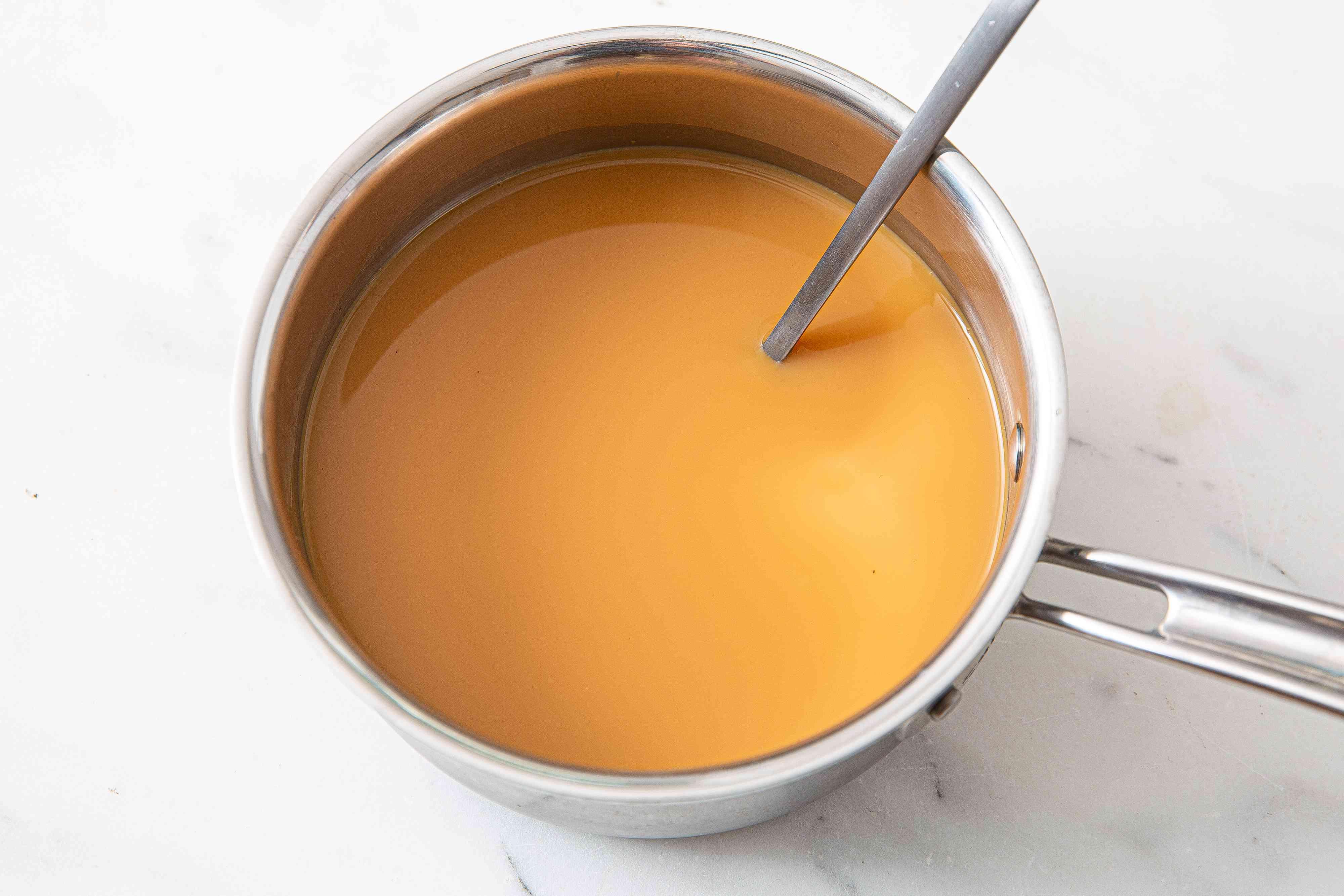 Stir tea