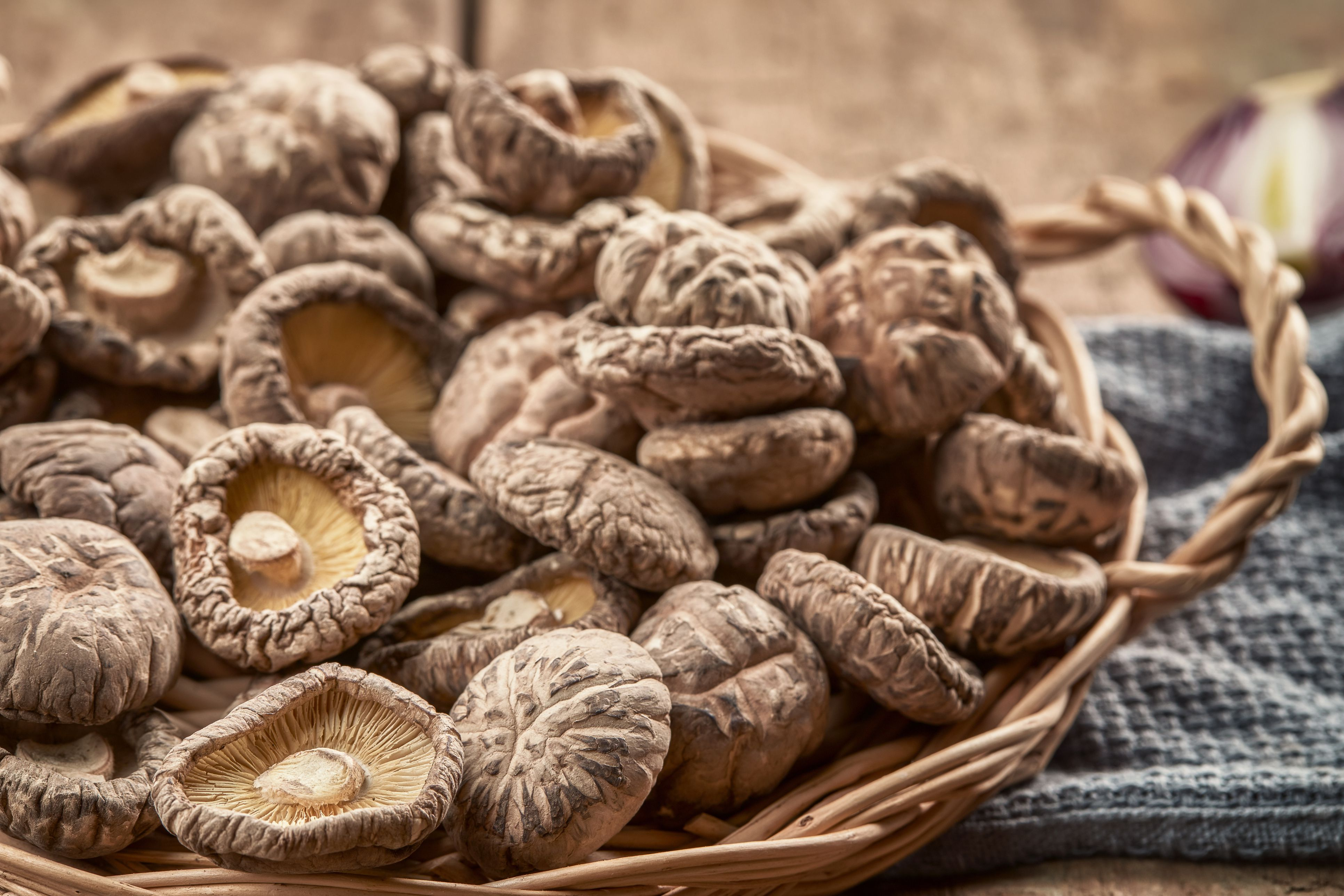 How To Substitute Dried Mushrooms For Fresh
