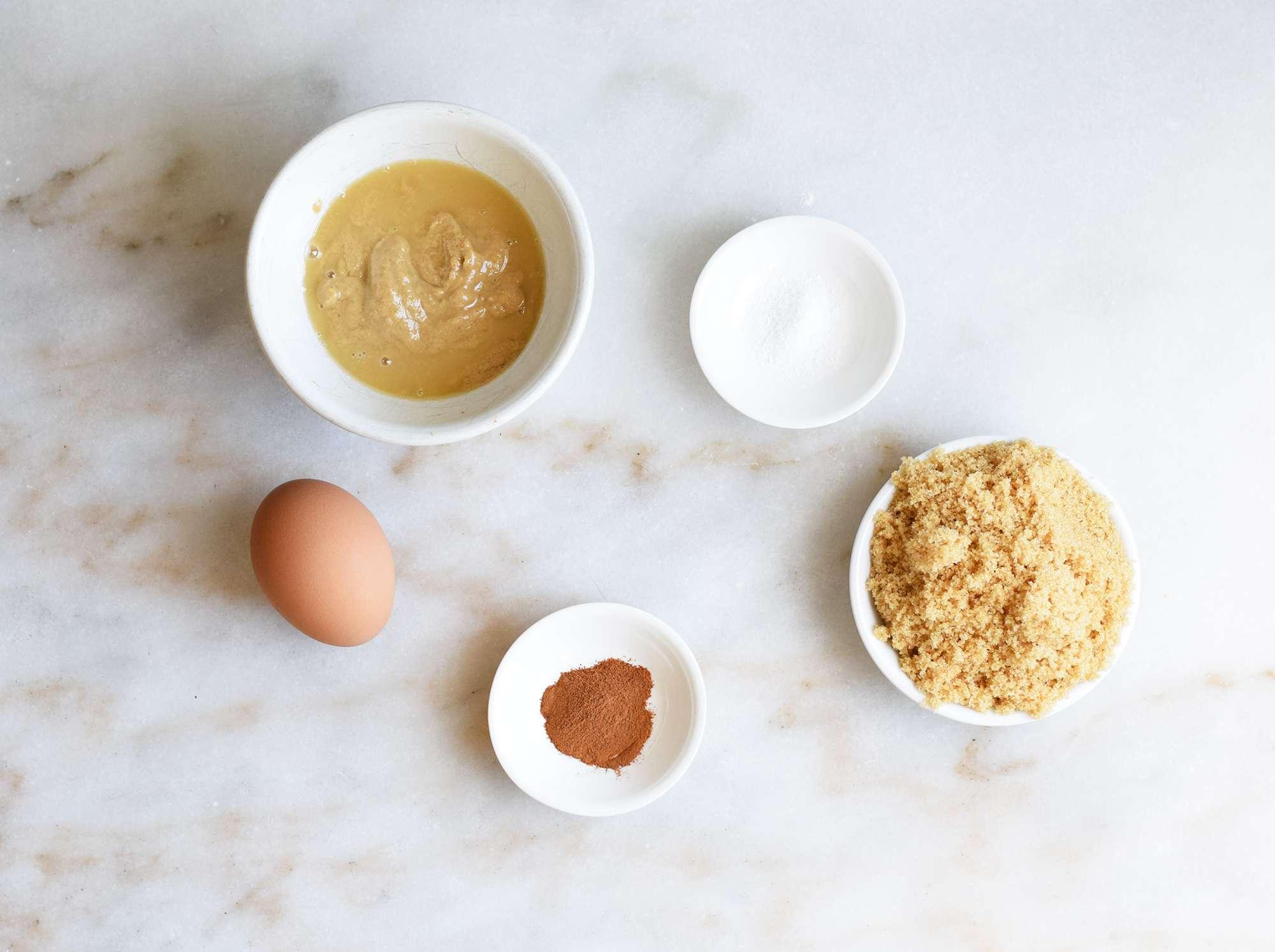 tahini sugar filling