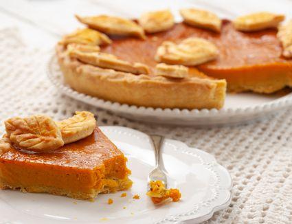Cardamom pumpkin pie recipe