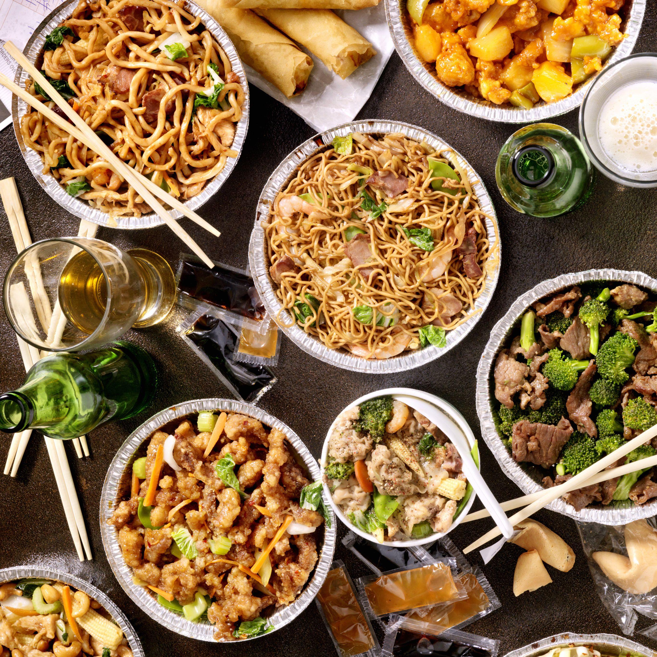 Fresh Asian Cuisine Menu Ideas