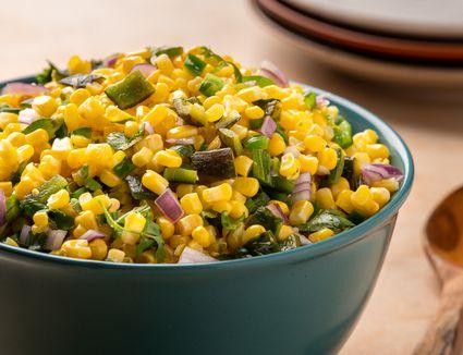 Chipotle Corn Salsa