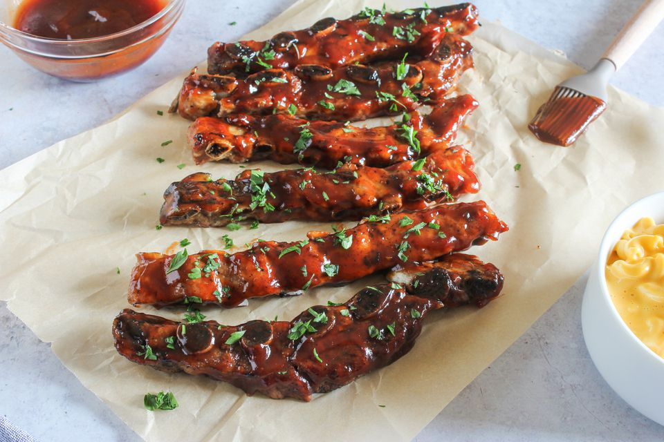 Famosos de Applebee's Honey Barbecue Riblets