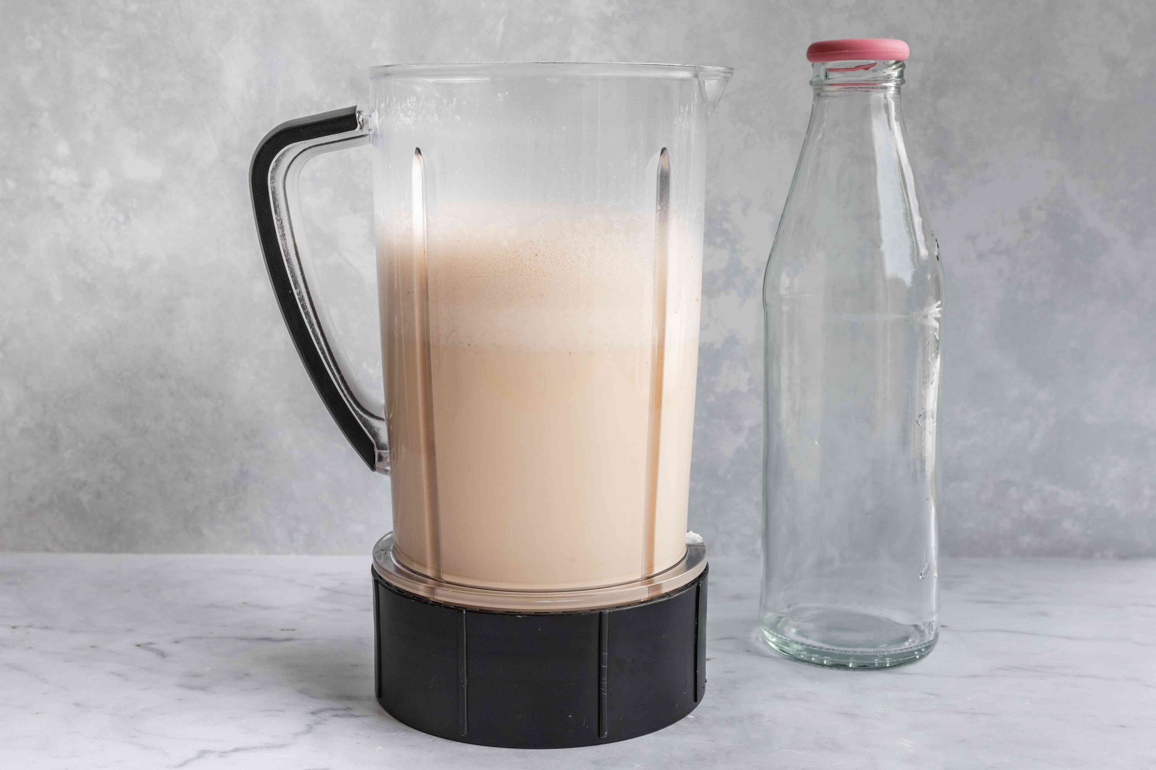 Coquito blended
