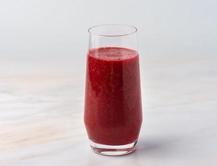 Red Beet and Pear Smoothie
