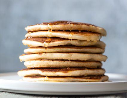Biscuit Mix Pancakes