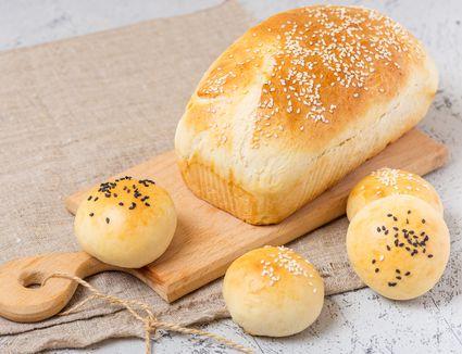 Honey buttermilk bread and rolls