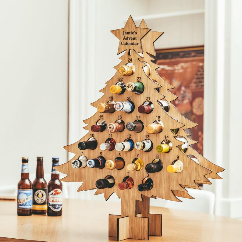 Personalized Beer Advent Calendar