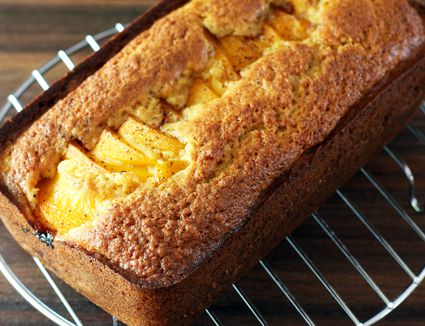 Favorite banana nut bread recipe peach bread recipe with cobbler flavors forumfinder Image collections