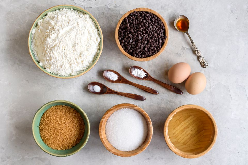 Dairy-Free Chocolate Chip Cookies Recipe