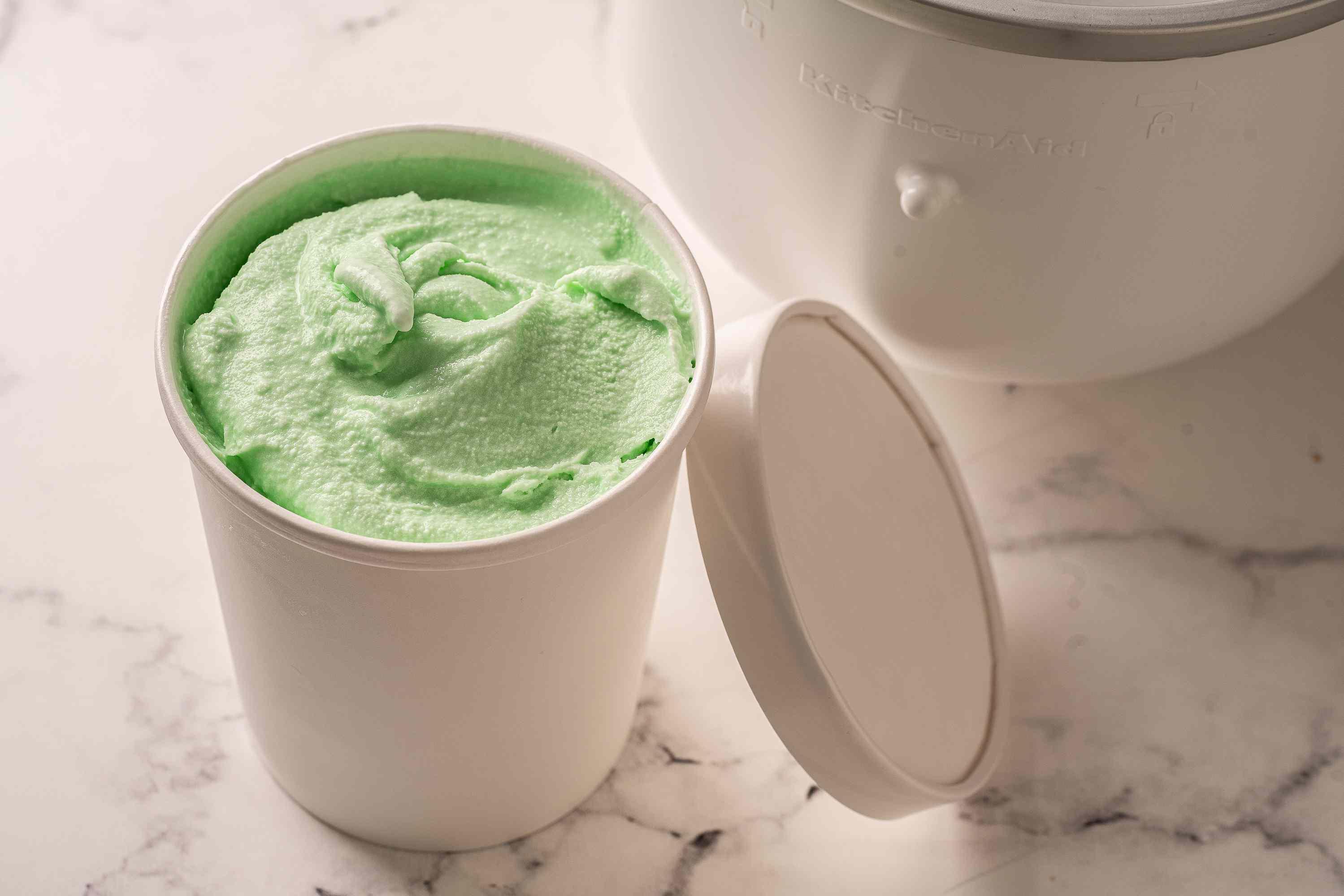 Freeze Mint Ice Cream