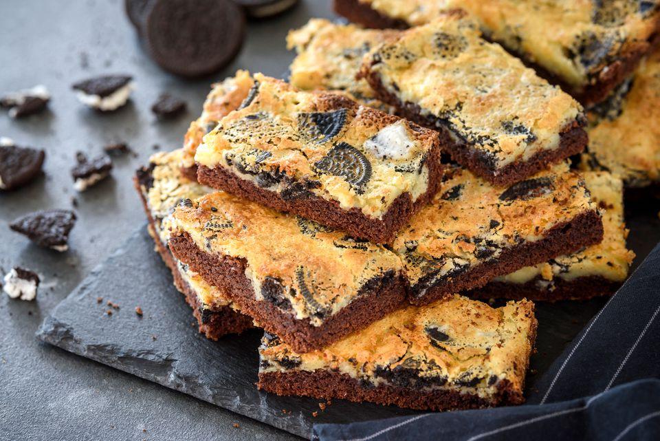 Easy cookies and cream recipe