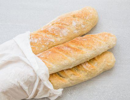 Easy Baguette (Stangenbrot) Bread recipe