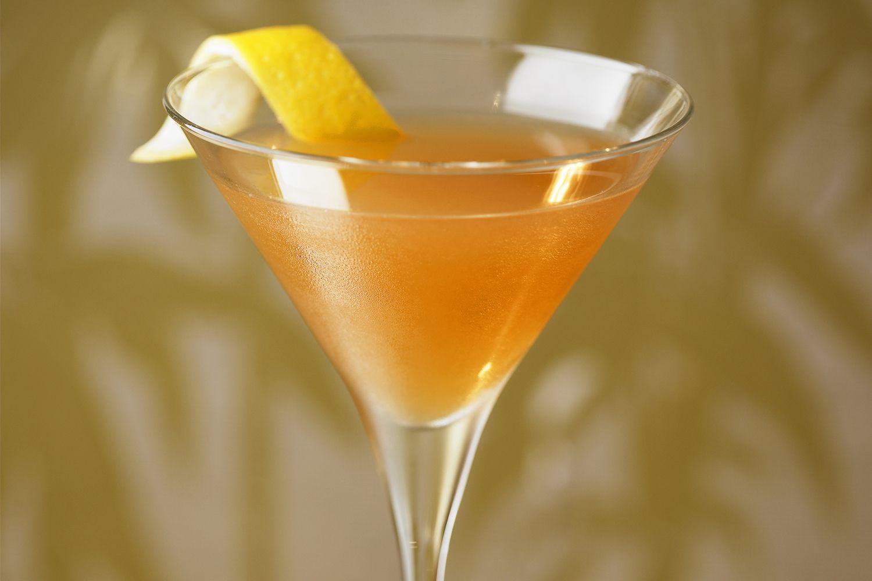 Kara Newman's Fall Spice Cordial Cocktail