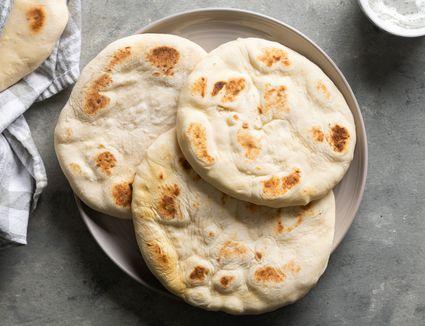 Easy Sada Roti Flatbread