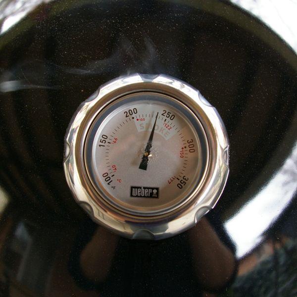 Smoker Temperature - Smoking Turkey