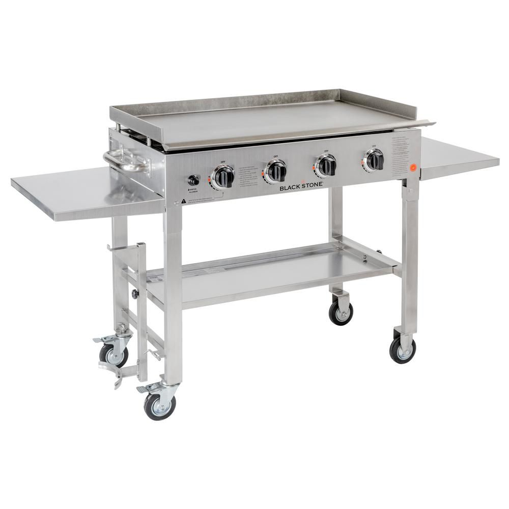 Best Griddle Blackstone Outdoor Flat Top Gas Grill Station