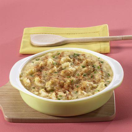 Chicken Cauliflower Rice Bake