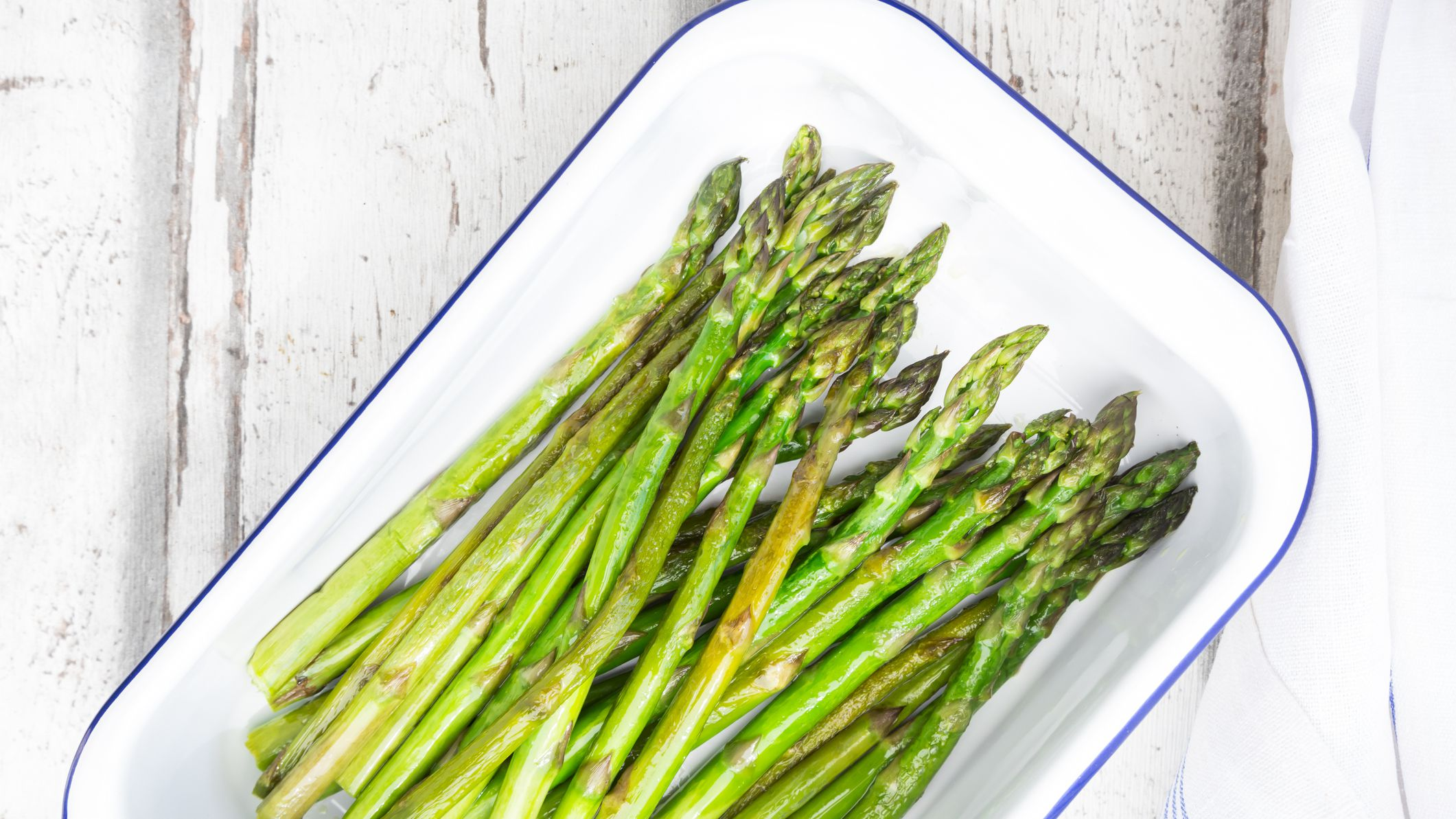 Easy And Perfect Tender Asparagus Recipe